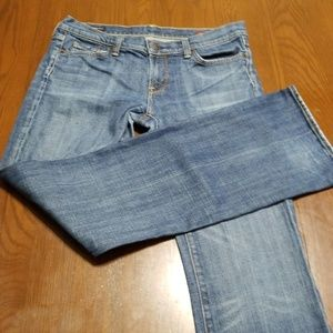 COH Kelly #001 stretch light wash jean D319:4:619
